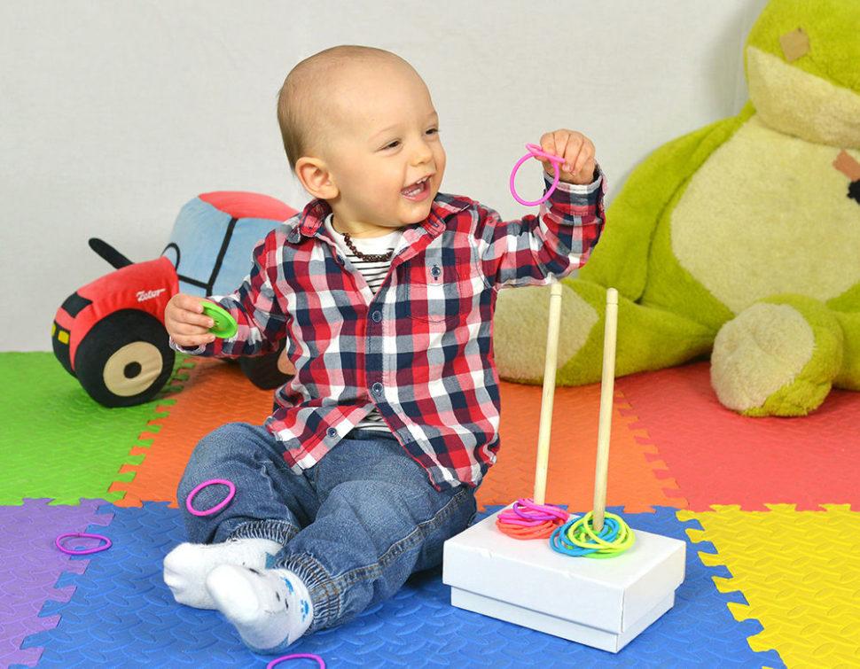 Mámou hravě: 99 nápadů, jak si hrát s miminkem